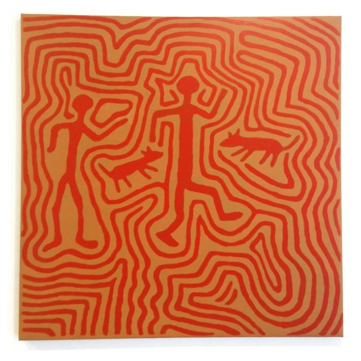 "<span class=""artist""><strong>Jimmy Pike</strong></span>, <span class=""title""><em>Jamirtilangu</em>, 2002</span>"