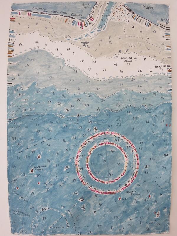 "<span class=""artist""><strong>Barbara Macfarlane</strong></span>, <span class=""title""><em>East Pole Sand</em>, 2014</span>"