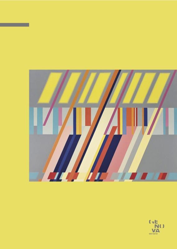 Carlo Nangeroni | Il dominio della luce, catalogue cover
