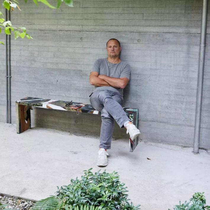 Juergen Teller, self-portrait (detail), London 2018. © Juergen Teller