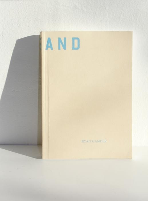 Ryan Gander Ampersand - Notes on a collection