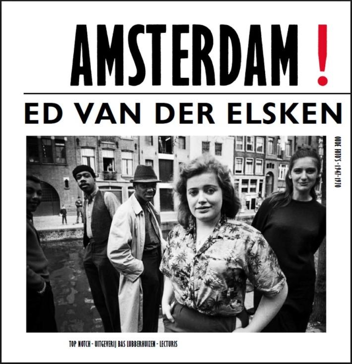 Ed van der Elsken: Amsterdam! (English version) Old photographs 1947-1970