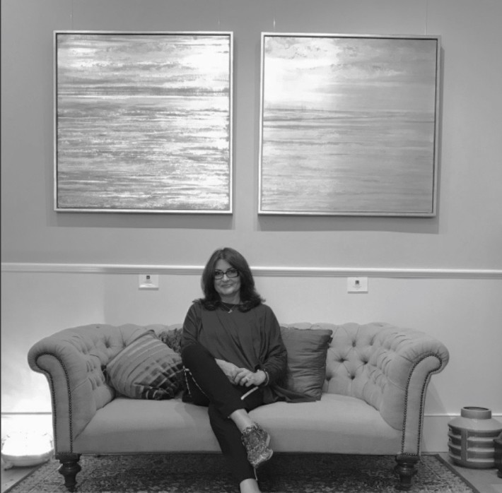 The Lockdown Logs - Millena DeMille - Conversation with an Artist