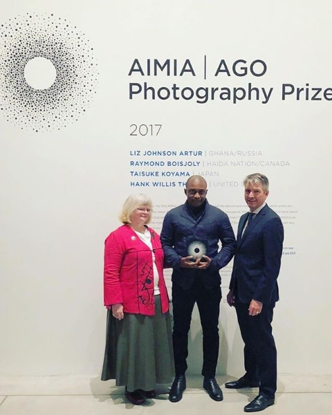HANK WILLIS THOMAS wins Aimia | AGO Photography Prize 2017