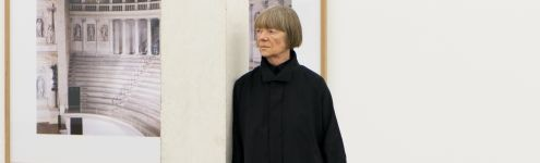 CANDIDA HÖFER awarded the Cologne Fine Art Prize