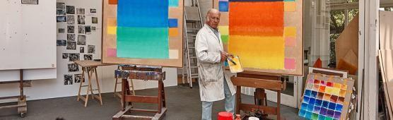 HEINZ MACK: MACK. Just Light and Colour