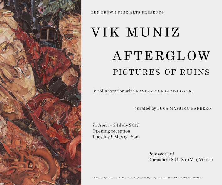 VIK MUNIZ: Afterglow: Pictures of Ruins