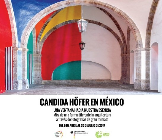 CANDIDA HÖFER in Mexico