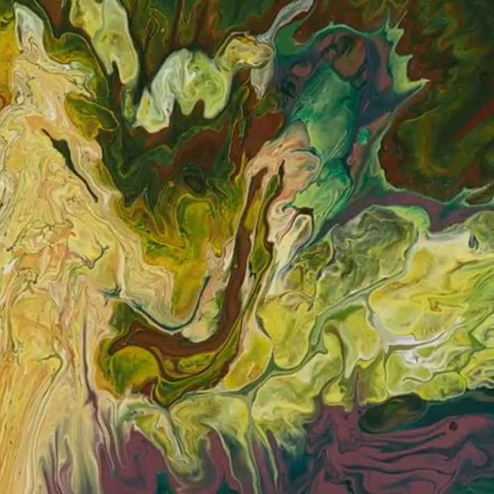 Elsa Duault | Fluid Painting, Elsa Duault | Fluid Painting