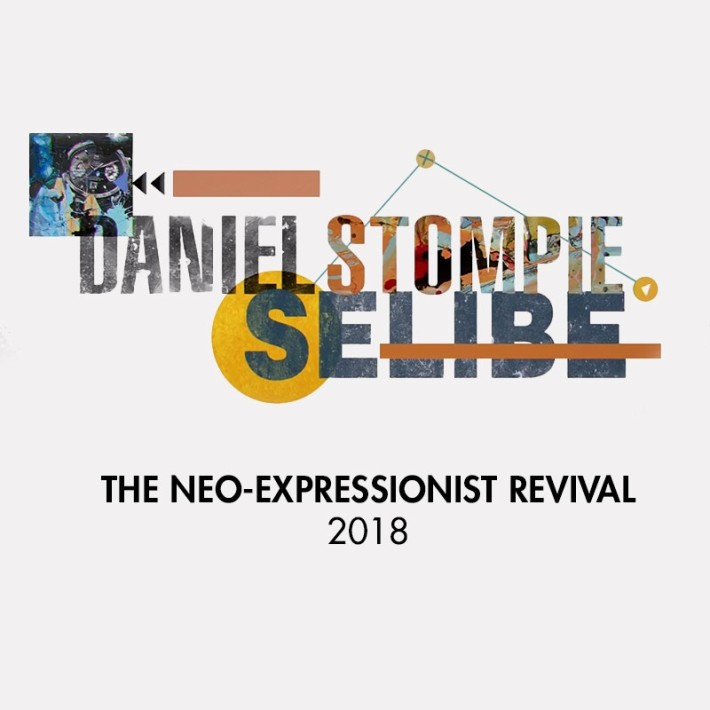 Daniel Stompie Selibe | The Neo-Expressionist Revival, Turbine Art Fair 2018