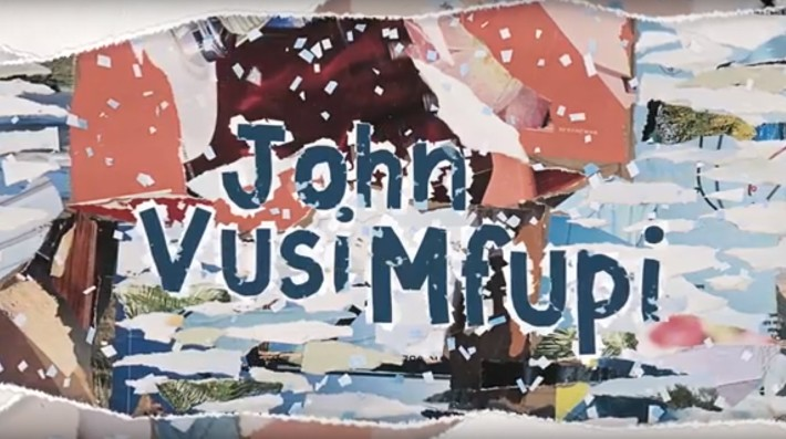 John Vusi Mfupi | Assembling The Ghetto, Exhibition Video