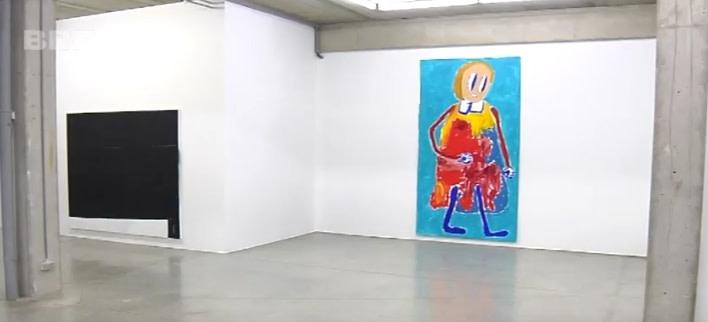 André Butzer: Neue Ausstellung im Ikob Eupen