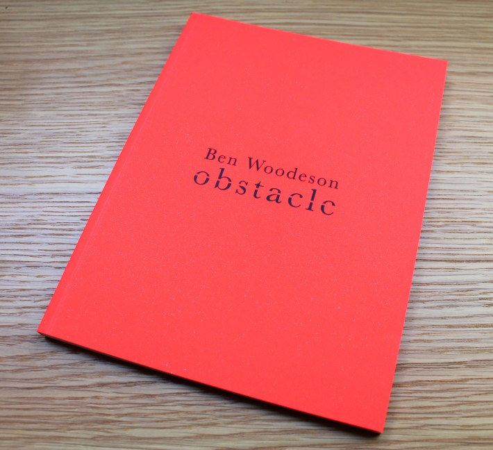 Ben Woodeson: Obstacle