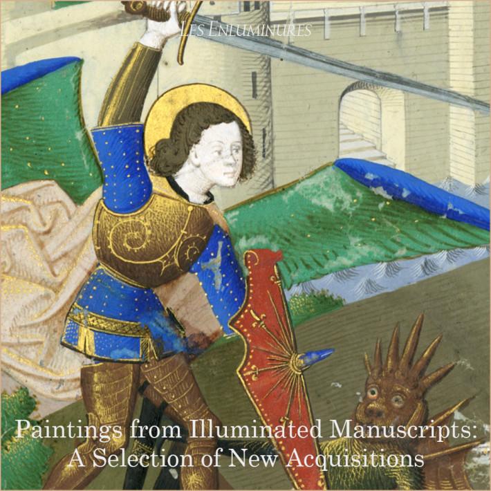 Paintings from Illuminated Manuscripts