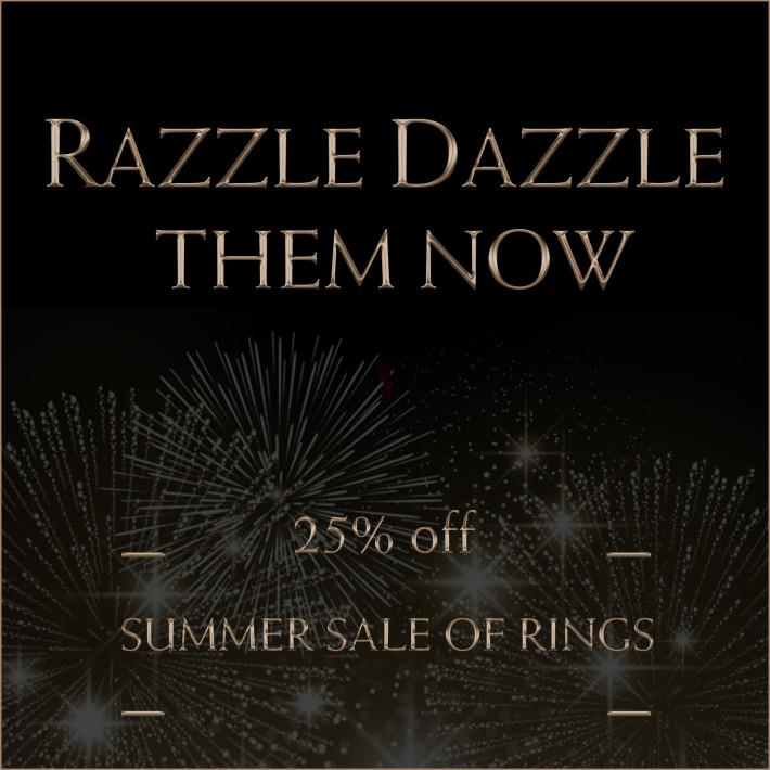 Razzle Dazzle them now