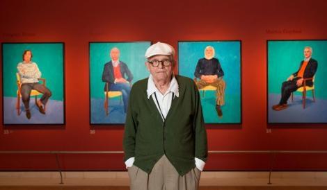 82 Portraits and 1 Still Life