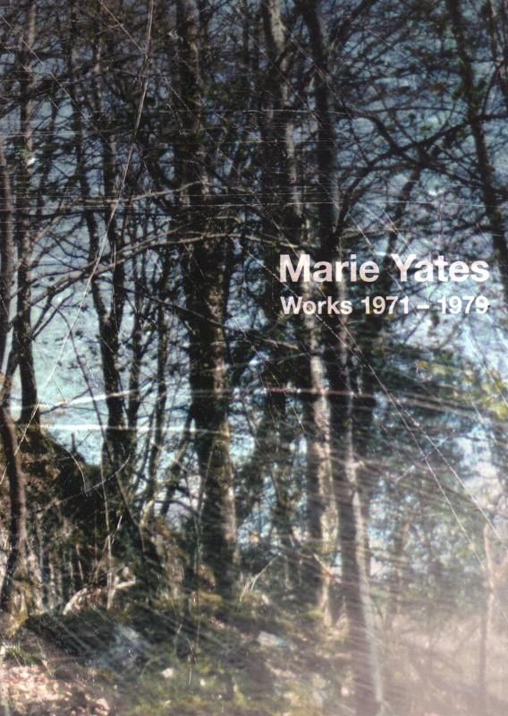 Marie Yates Works 1972-1979