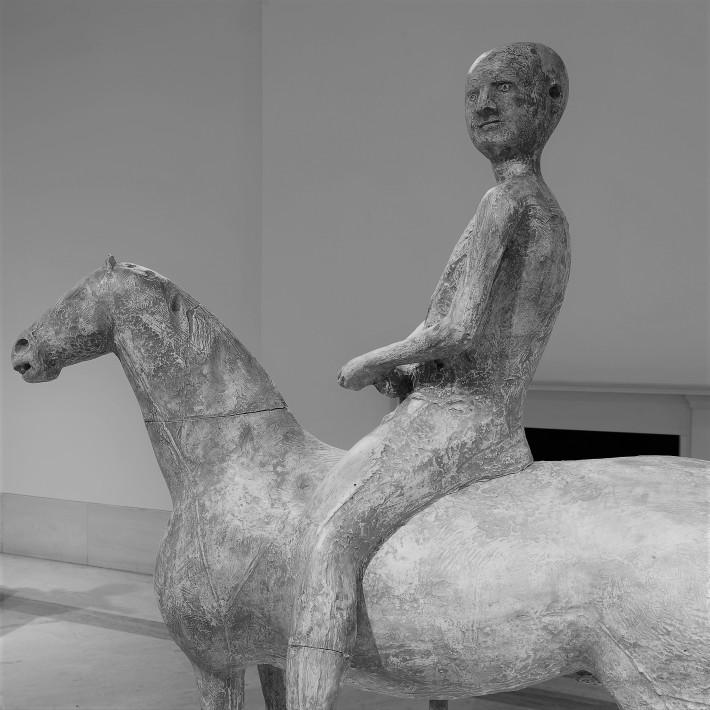 Marino Marini, Horses, Horsemen and Female Nudes