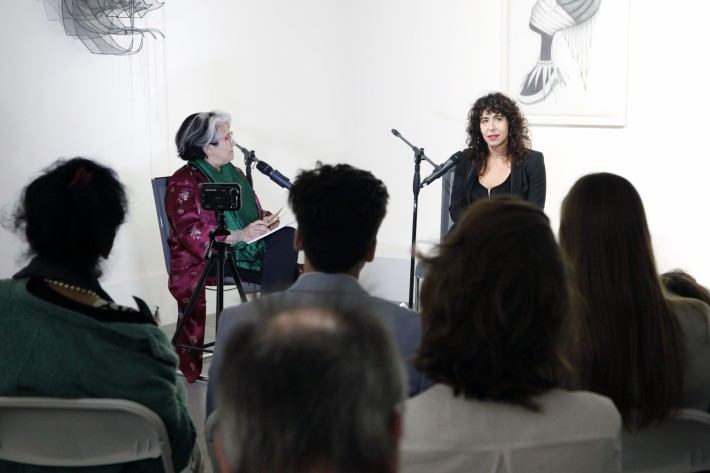 Afruz Amighi, Afruz Amighi in Conversation with Dr. Sussan Babaie, Andrew W. Mellon Reader in the Arts of Iran and...