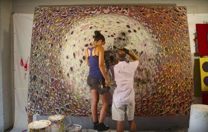 Holton Rower, Gigantic Cut Away
