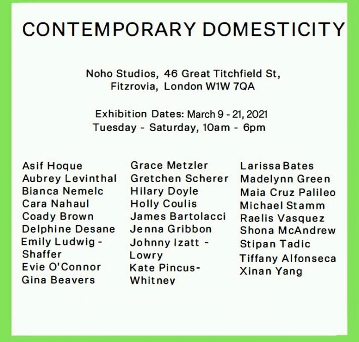 Contemporary Domesticity