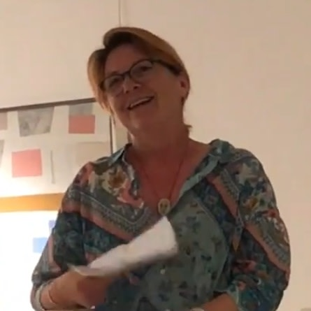 Mayfair Art Weekend: Clementina Stiegler talking about her Father Caziel
