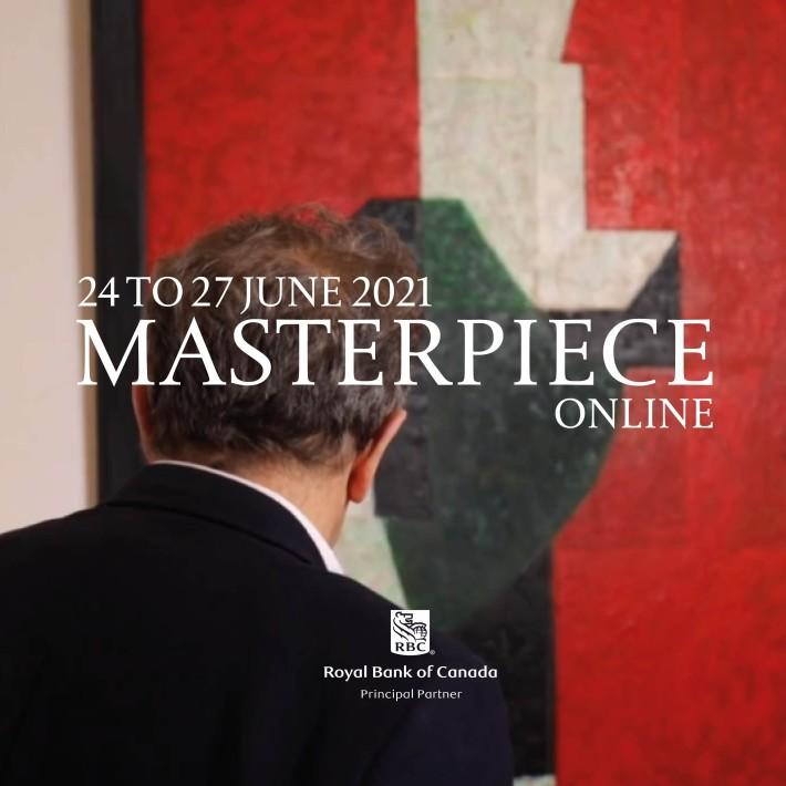 Masterpiece Online 2021: Exhibition Highlights, Video by David Chiverton-Bulstrode