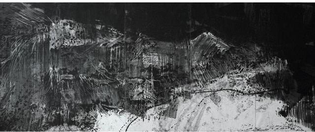 """<span class=""""artist""""><strong>Lan Zhenghui</strong></span>, <span class=""""title""""><em>Winter</em>, 2006</span>"""