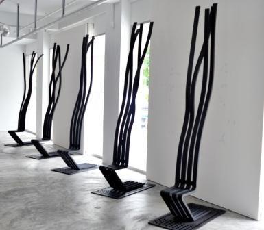 "<span class=""artist""><strong>Pablo Reinoso</strong></span>, <span class=""title""><em>La Cinq</em>, 2011</span>"