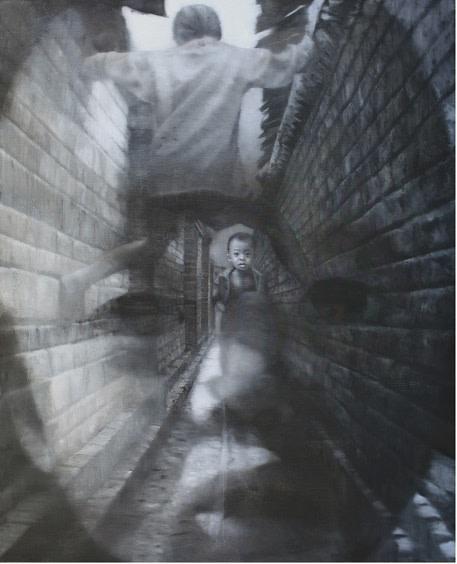 Self-Portrait Alley