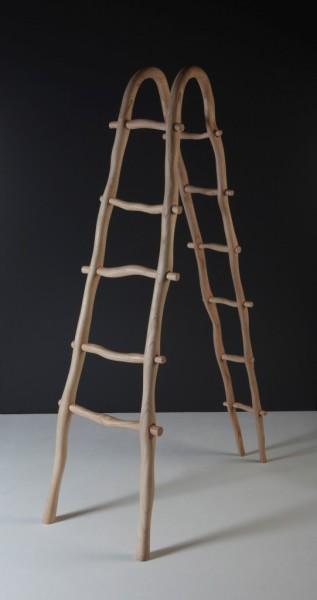 "<span class=""artist""><strong>Pablo Reinoso</strong></span>, <span class=""title""><em>Escalera Timida</em>, 2010</span>"