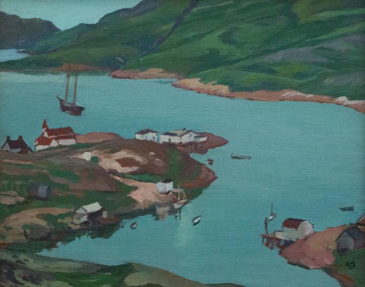 Edwin Holgate, R.C.A., Mutton Bay, 1932