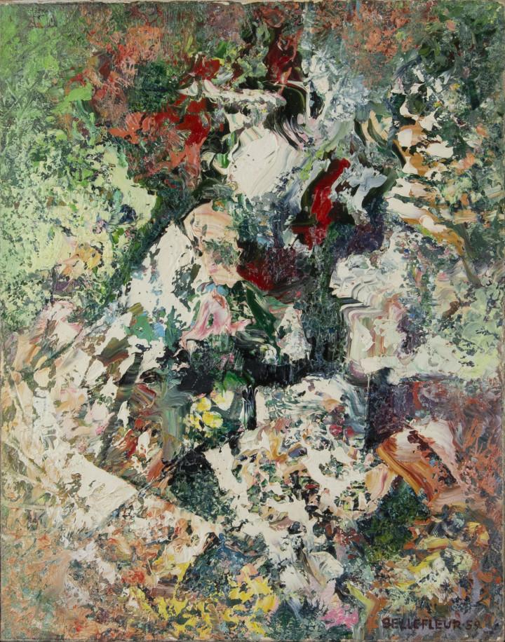 Léon Bellefleur, Jardin Solaire, 1959