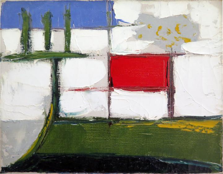 Paul Vanier Beaulieu, R.C.A., Provence, 1960