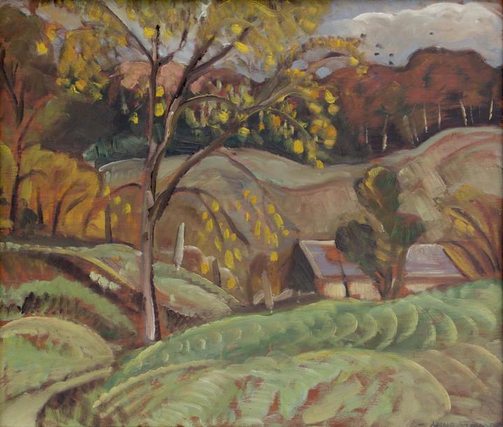 Anne Savage, A.R.C.A., Landscape