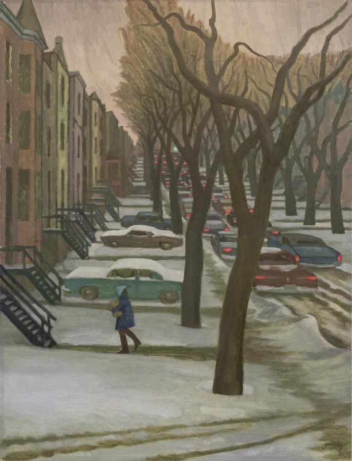 Philip Surrey, Grosvenor Hill, Montreal, 1967 (circa)