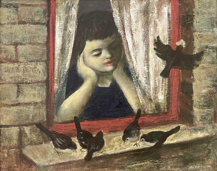 William Winter, Sparrows