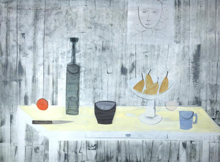 Jacques De Tonnancour C.M., O.Q., Still Life, 1959