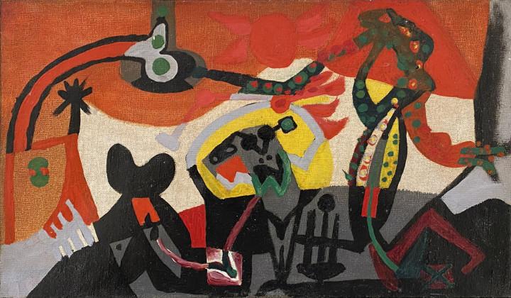Alfred Pellan, Untitled