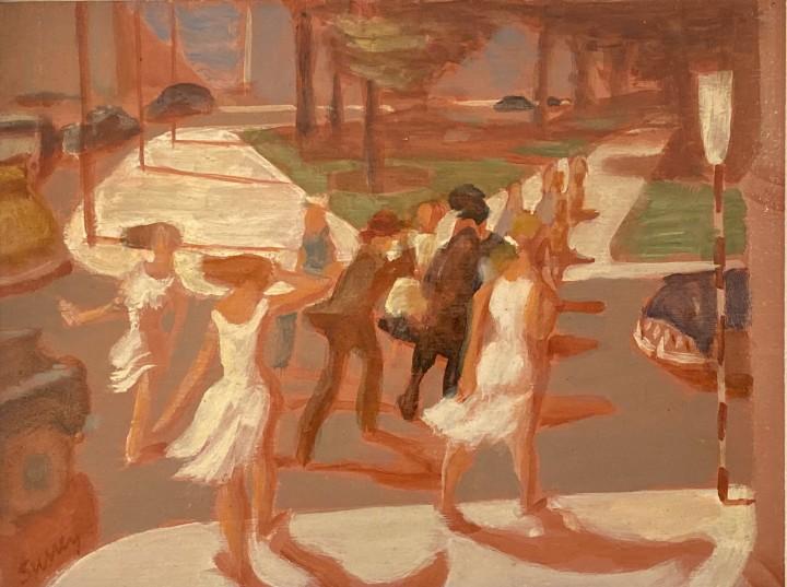Philip Surrey, Pedestrians