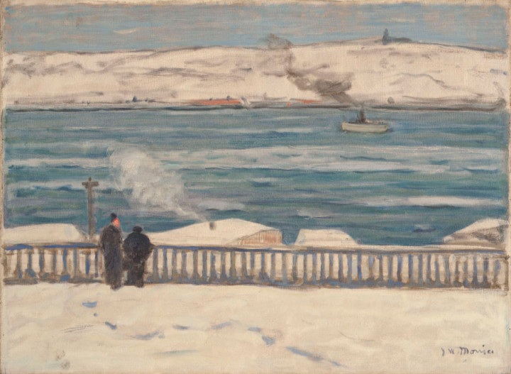<span class=%22title%22>View Towards Levis from Quebec - En regardant Lévis de Québec<span class=%22title_comma%22>, </span></span><span class=%22year%22>1909</span>