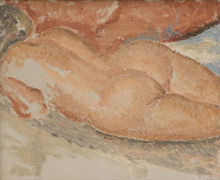 Lionel LeMoine FitzGerald, Nude