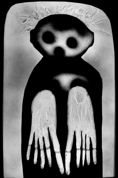 Roger Ballen 'The Theatre of Apparitions'