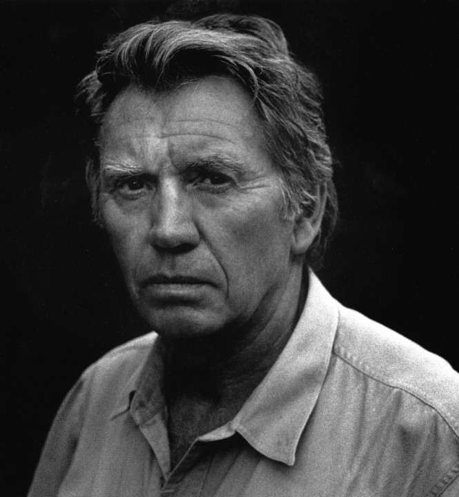 Don McCullin receives a Knighthood