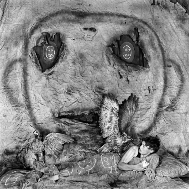 Roger Ballen's 'The House of the Ballenesque' at Les Rencontres d'Arles