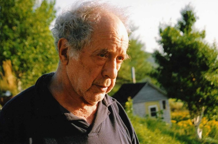 LEAVING HOME, COMING HOME…A PORTRAIT OF ROBERT FRANK