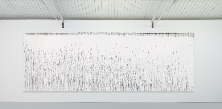 Black and White Painting, 1989