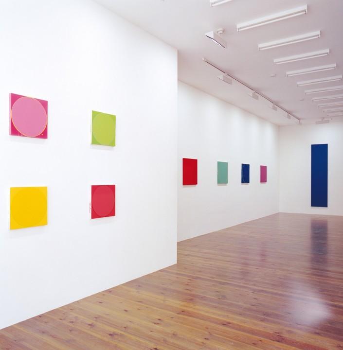 Galerie Slewe, Amsterdam, 2001
