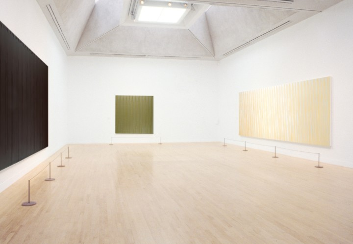 Turner Prize exhibition, Tate Gallery, London, 1991