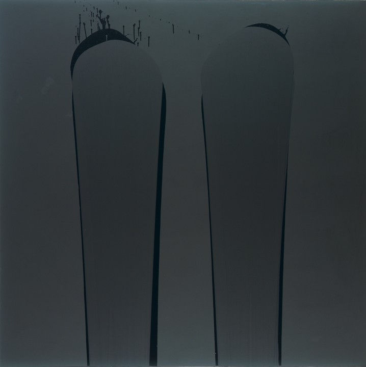Untitled Matt Black, 1990
